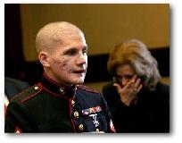 Marine on Leave